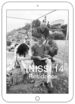 Nissi 14, artists residency