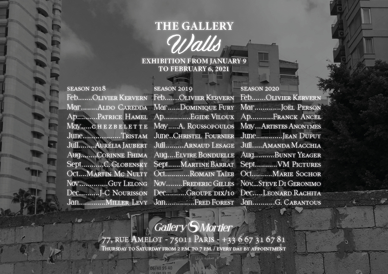 The Gallery Walls